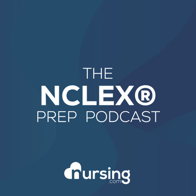 The Unofficial NCLEX® Prep Podcast by NURSING.com (NRSNG)