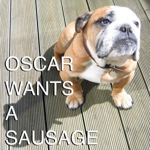 Oscar Wants A Sausage - Series 2