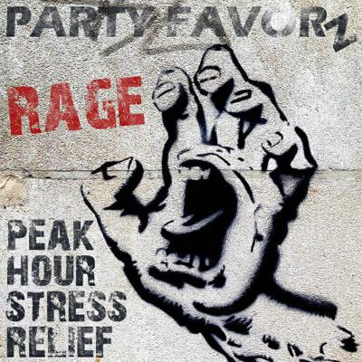 Cover art for RAGE   Peak Hour Stress Relief