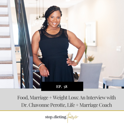 Stop. Dieting. Forever. with Jennifer Dent Brown, Life + Weight Loss Coach