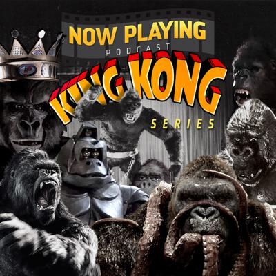 Cover art for King Kong Escapes