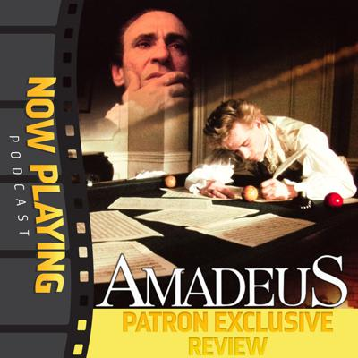 Cover art for Amadeus - A Patron Exclusive Podcast Preview