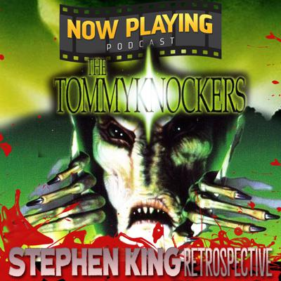Cover art for The Tommyknockers