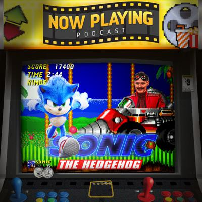 Cover art for Sonic the Hedgehog