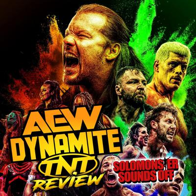Cover art for AEW Dynamite Review 5/20/2020 - AND PAYING TRIBUTE TO SHAD GASPARD!