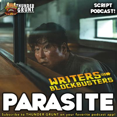 Cover art for WRITERS/BLOCKBUSTERS 053 | PARASITE