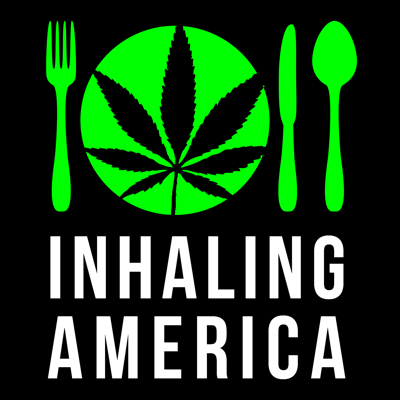 Cover art for Inhaling America San Francisco