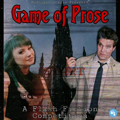 Cover art for Waste Radio Network: Game of Prose (Round 1)