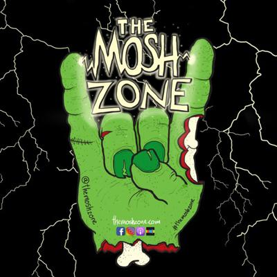 Cover art for Discuss Metal Episode 044: Jeremy Dunlop of The Mosh Zone