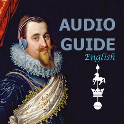Cover art for English audio guide