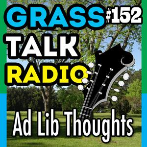 Cover art for GTR-152 - Ad Lib Thoughts