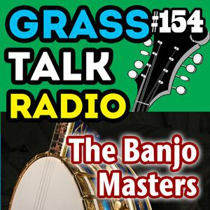 Cover art for GTR-154 - The Banjo Masters