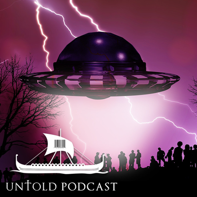 Cover art for Untold Podcast 91 -Arrival