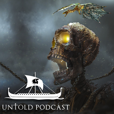 Cover art for Untold Podcast 97 - Gulgoleth