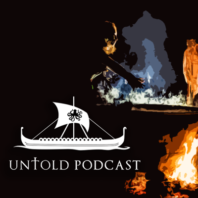 Cover art for Untold Podcast 96 - The Vision of Endor
