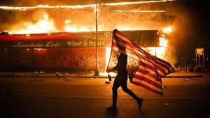Cover art for CNN Reporter Arrested? Hot Riots, America Burns and comments on the