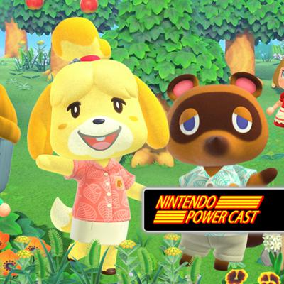 Cover art for Animal Crossing, MYST on Switch, Nintendo Podcast NPC. Ep. 268