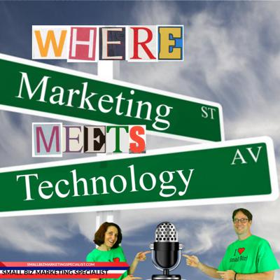 Where Marketing Meets Technology with Stacey and Dave Riska
