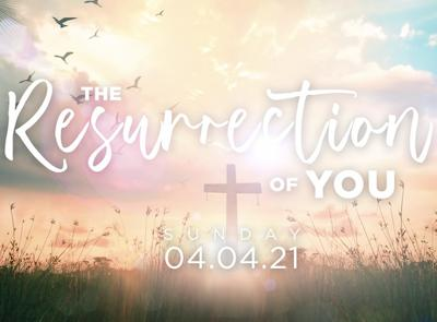 Cover art for The Resurrection of You