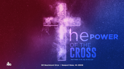 Cover art for The Power of The Cross
