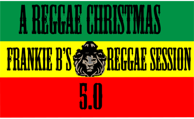 Cover art for A Reggae Christmas 5.0