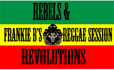 Cover art for Rebels and Revolutions