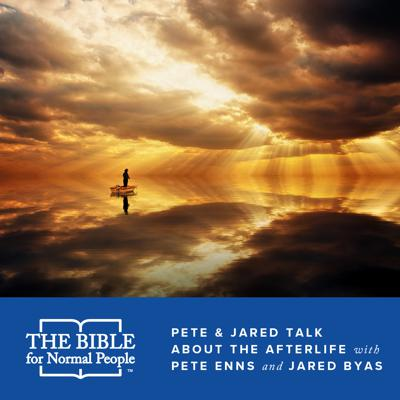 Cover art for Episode 121: Pete and Jared - Pete and Jared Talk About the Afterlife