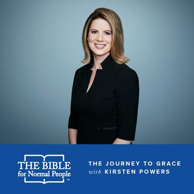Cover art for Episode 126: Kirsten Powers - The Journey To Grace