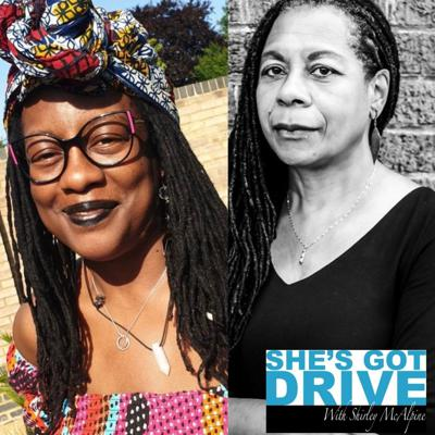 Cover art for EPISODE 121: Black Mothers are Dying  - And It's a Scandal says Jennie Joseph and Mars Lord