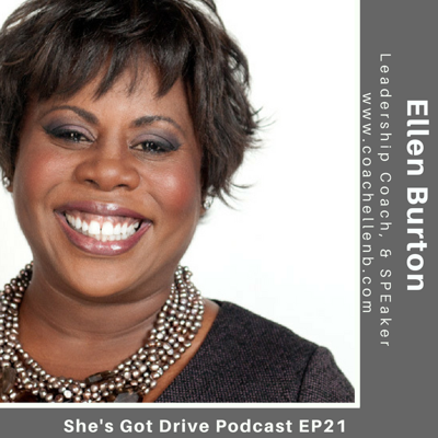 Cover art for Episode 22: Manifesting the Life that you Want- Ellen Burton 4 Steps to your Dream Life