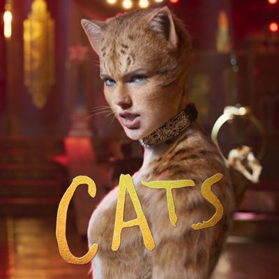 Cover art for Cats - Movie Review