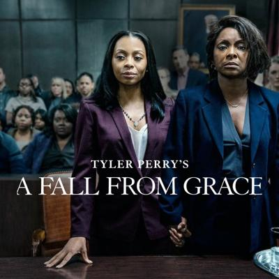 Cover art for A Fall From Grace - Movie Review
