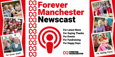 Cover art for Forever Manchester Update - July 2019