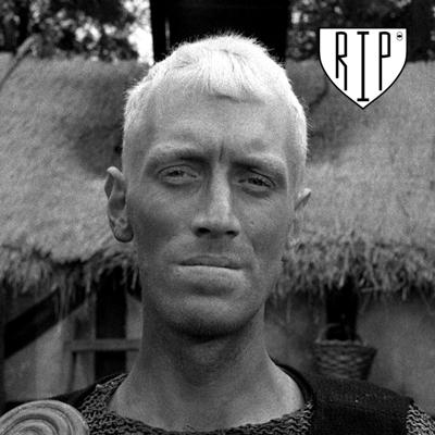 Cover art for RIP 29: Remembering Max Von Sydow