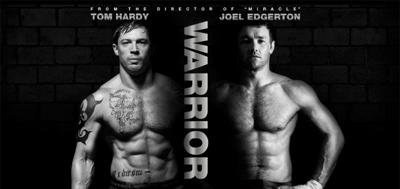 Cover art for Warrior! (March Madness Movie Marathon Day 1)