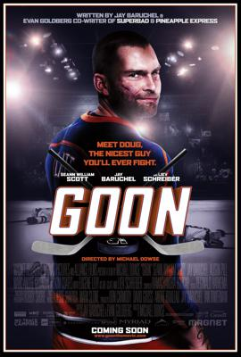 Cover art for Goon! (March Madness Movie Marathon Day 4)