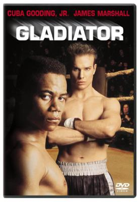 Cover art for Gladiator! (March Madness Movie Marathon Day 5)