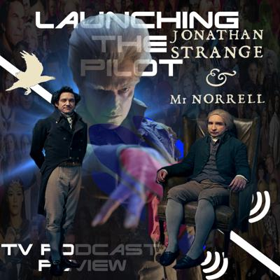 Cover art for Jonathan Strange and Mr Norrell (2015)