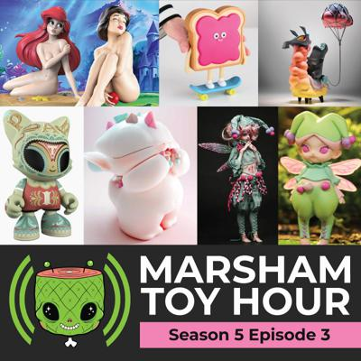 Cover art for Marsham Toy Hour: Season 5 Ep 3 - Collabs & Cancellations