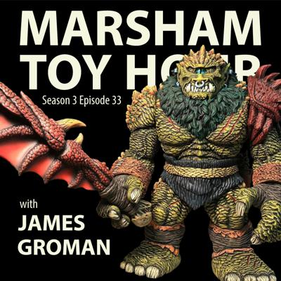 Marsham Toy Hour: Season 3 Ep 33 - We call him Jim. Jim is him.