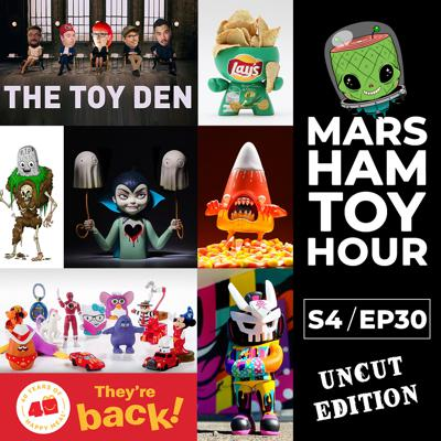Cover art for Marsham Toy Hour: Season 4 Ep 30 - Watch your tone