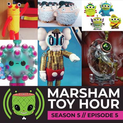 Cover art for Marsham Toy Hour: Season 5 Ep 5 - Stay Sanitized Y'all