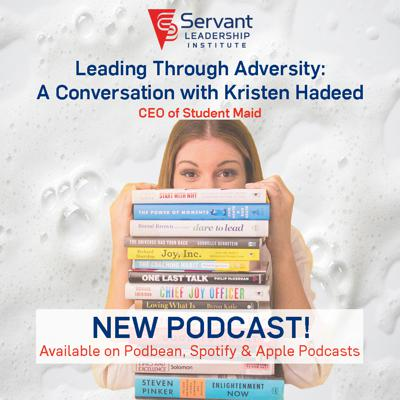 Cover art for Leading Through Adversity: A Conversation with Kristen Hadeed