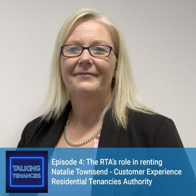 Cover art for The RTA's role in renting