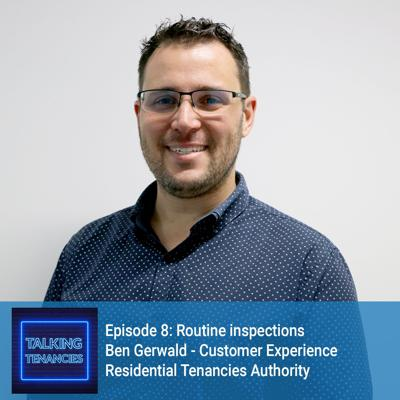Cover art for Routine Inspections