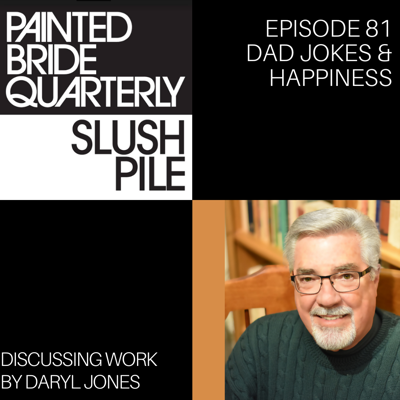 Cover art for Episode 81: Dad Jokes & Happiness