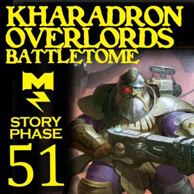 Cover art for Kharadron Overlords Battletome - Story Phase - Ep 051