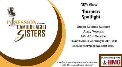 Cover art for Business Spotlight: Life After Service Transitional Coaching (LAST CO)