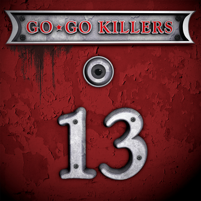Cover art for Spicecast #195 - The Go-Go Killers
