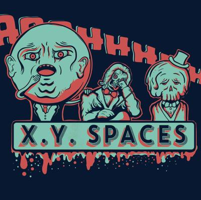 Cover art for Spiecast #192 - X.Y. Spaces